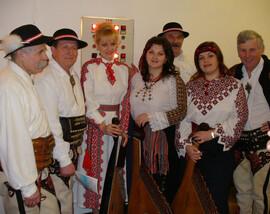 Das 7. osteuroppische Festival der Weihnachtslieder in der Stadt Krosno 2007
