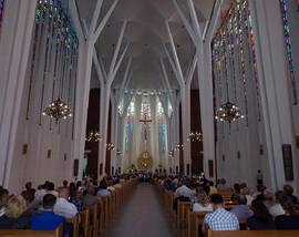 10.06.2017 Stalowa Wola Katedra