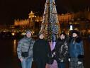 26.12.1014 Krakau ist ein Weihnachtsprogramm und ein Interview für Radio Lublin