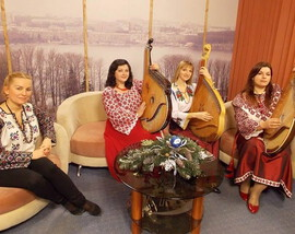 05.01.2016 Interview for Ternopil TV
